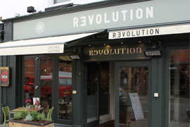 Tuesday night Smartphone Quiz Night, the Revolution - Chester.